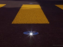 SolarVision SV2 Road surface flush solar marker light